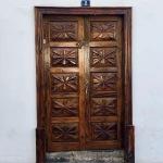 Die Türe öffnet sich
